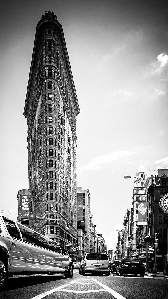 Big in the big city